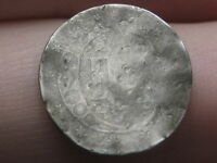 1860 THREE 3 CENT SILVER TRIME- WAFFLED?
