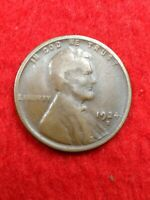 1924 S SAN FRANCISCO MINT LINCOLN WHEAT CENT 10