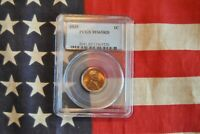 1935 LINCOLN CENT PCGS MINT STATE 65RD  BRIGHT RED WITH SHARP STRIKE BLAZING LUSTER