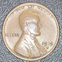 1919 S LINCOLN WHEAT CENT   VF   EXACT COIN  PICTURED | SHIPS FREE 4961