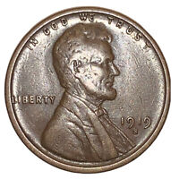 1919 S LINCOLN WHEAT CENT   VF   EXACT COIN  PICTURED | SHIPS FREE 4966