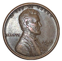1919 S LINCOLN WHEAT CENT   VF   EXACT COIN  PICTURED | SHIPS FREE 4967