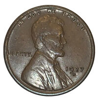 1927-D LINCOLN WHEAT CENT VF BETTER  DATE | EXACT  | SHIPS FREE  4988