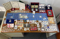 BANGER JUNK DRAWER LOT SILVER COINS ASE PURE .999 BARS NOTES