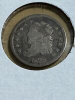 1835 US CAPPED BUST HALF DIME