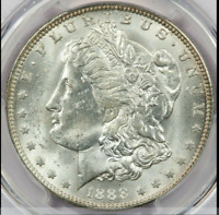 1888-O MORGAN SILVER DOLLAR $1 COIN PCGS MINT STATE 63