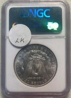 1904 O MORGAN SILVER DOLLAR OLD COIN NGC MINT STATE 64
