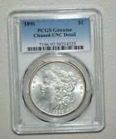 1890-P MORGAN SILVER DOLLAR MS92 PCGS - DETAILS - LOOK FOR YOURSELF -CRACK OUT ?