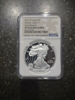 2021 W AMERICAN SILVER EAGLE PF 70 COIN EARLY RELEASES