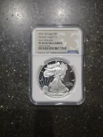2021 W AMERICAN SILVER EAGLE PF 69 COIN EARLY RELEASES