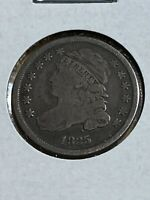 1835 US CAPPED BUST DIME