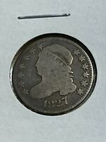 1827 US CAPPED BUST DIME