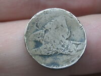 1858 FLYING EAGLE PENNY CENT- TINY, ONLY 16 MM DIAMETER