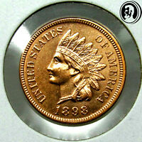 1898 INDIAN HEAD CENT PROOF   HIGH GRADE COIN