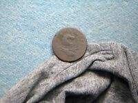 1787 NEW JERSEY CENT VF DETAIL ON SHIELD 41