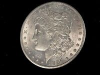 1887 S MORGAN SILVER DOLLAR  KEY DATE US MINT GEM PQ SILVER COIN UNC
