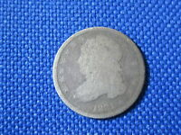 1831 U.S CAPPED BUST 10 CENT DIME SILVER COIN