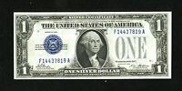 FR. 1600 $1 1928 SILVER CERTIFICATE. CHOICE CRISP UNCIRCULATED