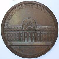 FRANCE   LOUIS XV 1769 FOUNDATION OF THE MILITARY SCHOOL OF PARIS BY DUVIVIER