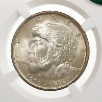 1936 ELGIN 50C NGC CAC CERTIFIED MINT STATE 65 65 GRADED US SILVER HALF DOLLAR COMMEM PQ