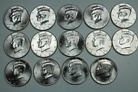 2009 2010 2011 2012 2013 2014 2015  P D KENNEDY UNCIRCULATED MINT ROLL SET