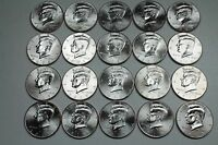 2004 2005 2006 2007 2008 2009 2010 2011 2012 2013 P D KENNEDY MINT ROLL SET