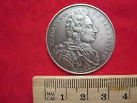 MEDAILLE   CAROLUS XII 1700   GEPRGT 1983