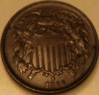 1866-P TWO CENT PIECE [SN01]