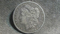 VF MORGAN SILVER DOLLAR 1889 O C4