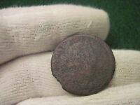 1790'S LARGE CENT OFF CENTER US ERROR COIN
