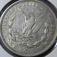 1921 D MORGAN SILVER DOLLAR  2213