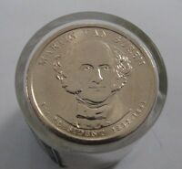 2008 P MARTIN VAN BUREN PRESIDENTIAL DOLLAR 12 COIN UNCIRCULATED ROLL BVM3231