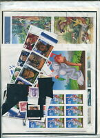ASSORTED USPS UNUSED POSTAGE / UNOPENED COVERS / MORE - $56.85 FACE