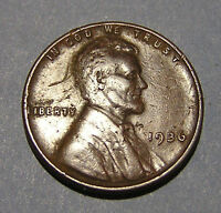 1936 LINCOLN WHEAT PENNY CIRCULATED. FREE S&H US ONLY