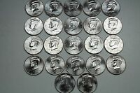 2005 2006 2007 2008 2009 2010 2011 2012 2013 2014 2015 KENNEDY MINT ROLL SET