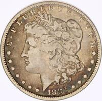 M5258 USA ONE DOLLAR MORGAN 1883 ARGENT SILVER   FAIRE OFFRE
