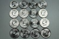 2008 2009 2010 2011 2012 2013 2014 2015  P D KENNEDY UNCIRCULATED MINT ROLL SET