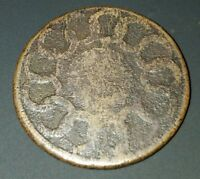 1787 FUGIO CENT   FIRST COIN ISSUED BY UNITED STATES   SUPER