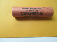 ROLL OF 1963 D OBW LINCOLN MEMORIAL CENTS