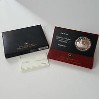 2005 FINE SILVER $20 COIN LIGHTHOUSE COLLECTION  TORONTO ISLAND  COA  4