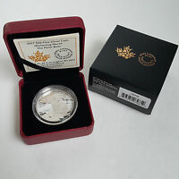 2017 $20 FINE SILVER COIN GLISTENING NORTH   THE POLAR BEAR
