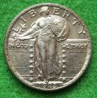 1923 P STANDING LIBERTY QUARTER NICE MINT STATE COIN FOR HIGH GRADE TYPE SET