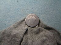 1796 LARGE CENT S 116 R5  $2500 IN CQ UNCLEANED 214