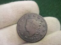 1822 LARGE CENT BETTER DATE TYPE COIN