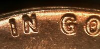 1960 LINCOLN CENT DOUBLED DIE DDO 006   B/U