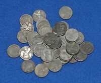 1943 LINCOLN WHEAT CENT ROLL  50 COINS