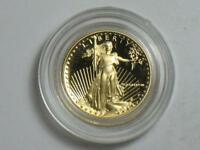 1988 $5 AMERICAN GOLD EAGLE 1/10 OZ   PROOF   TENTH OUNCE AGE