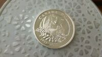 2011 PARKS CANADA PROOF SILVER DOLLAR
