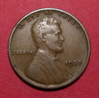 1927 LINCOLN WHEAT CENT DOUBLED DIE DDO 001 FS 101 CHERRYPICKERS