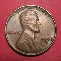 1940 D LINCOLN WHEAT CENT DOUBLED DIE DDO 001